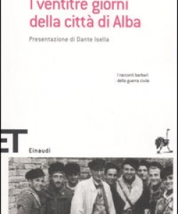 Beppe Fenoglio, Die dreiundzwanzig Tage der Stadt Alba